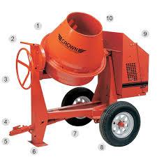 100 Cement Truck Rental Crown Concrete Mixers Crown Equip