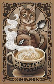 Kitty Cappuccino By Kamakru Fur Affinity Dot Net