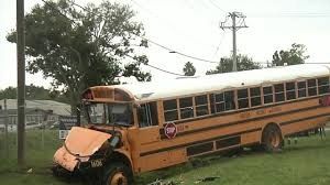 100 Dump Truck Crash Volusia County School Bus And Dump Truck Crash