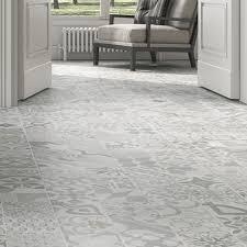 pamesa provenzal grey pattern vintage floors tiles bathrooms kitchen