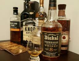 Review 2 George Dickel No 8 bourbon