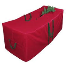 This Red Christmas Tree Storage Bag With Wheels Is Holiday Convenience At Its Finest Replace That Aged Cardboard Box Will Last