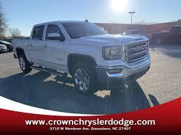 100 Truck Accessories Greensboro Nc Used 2017 GMC Sierra 1500 SLT For Sale In NC