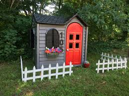 Little Tikes Playhouse Makeover! | Kids Rooms | Pinterest ... Backyard Cottages Small House Bliss Our Little Tikes Playhouse Remodel Outside Playhouses Cute Design Little Houses Built Full Imagas Natural Simple That Green House Pinterest 9 Tiny Homes You Can Rent Right Now Curbed Flowers Tree Backyard Garden Flower Hd Theme Darling Camper Turned Into Guest Cottage And Exterior Facade Of A Seattle Studio Homes Building Youtube Cottage Co Cape Cod Floored Playhouse Kit Relaxing As Wells Chilling Along With Outdoor In The Big D Revamp Update 1 With Luxury