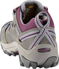 Womens Work And Safety Shoes by Women U0027s Keen Detroit Low Monument Amaranth Eh Water Resistant