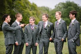 Gray Groomsmen Suits Archives