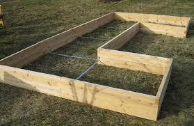 Beautiful Wooden Raised Beds Garden Kits Window Boxes And Raised