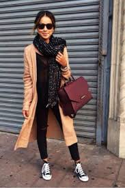 Sincerely Jules Fall Outfit Casual Streetstyle Converse Sneakers
