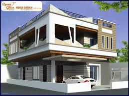 100 House Designs Modern Astonishing Small Duplex Plans Architectures