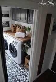 dear lillie our laundry room makeover home laundry