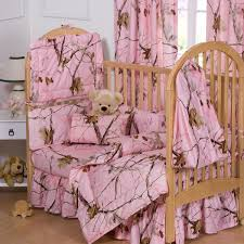 Pink Crib Bedding by All Purpose Pink Crib Set By Realtree Beddingsuperstore Com