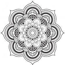 Line Drawings Online Photo Album For Website Mandala Coloring Pages Pdf