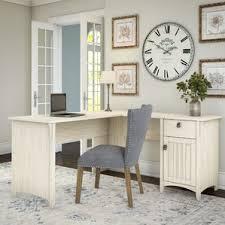 Wayfair Glass Corner Desk by L Shaped Desks You U0027ll Love Wayfair