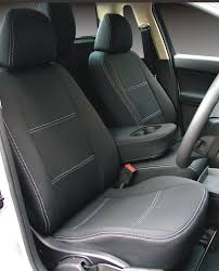 Mitsubishi Seat Covers : Mitsubishi Pajero Car Seat Covers -- Front ...