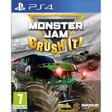 Monster Jam - Crush It PS4 - Best Sellers - Geekay Games Oman Monster Truck School Bus Cstruction Game Educational Cartoon Jam Crush It Ps4 Playstation Madness 64 Details Launchbox Games Database 3d Racing Videos Online Amazoncom Rumble Pc Video Urban Assault Trucks Wiki Fandom Powered Nitro 2k3 Blog Style 2 Free Download Full Version For Pc Just Cause Monster Truck Dlc Square Enix Store Offroad Championship Half Life Games Destruction 1 Dvd Grand Stunts Android Apps On Google Play