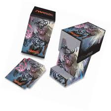 Magic The Gathering Edh Deck Box by Commander Player Built Magic The Gathering Decks Ebay