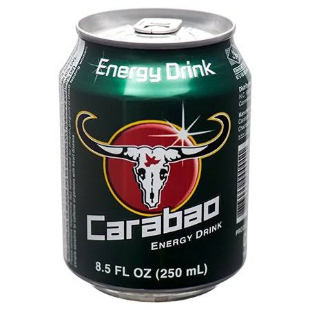 Carabao Energy Drink - 8.5oz