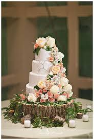 Download Tree Stump Wedding Cake Stand Corners