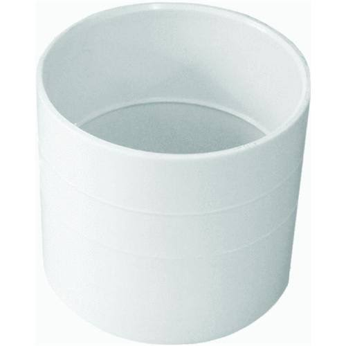 Genova Products 40140 PVC Drain Coupling - 4""