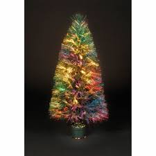 White Fiber Optic Christmas Tree Walmart by Christmas Fiber Opticstmas Tree With Lightsfiber Walmart Blue