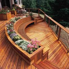 Stunning Deck Plans Photos by 15 Stunning Deck Design For Beautifying The Patio Place Top