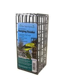 Hanging Seed Cake Feeder