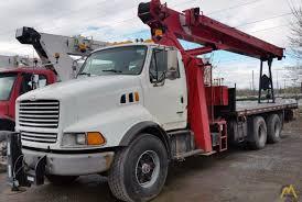 26t National 990 Boom Truck Crane SOLD Trucks & Material Handlers ...