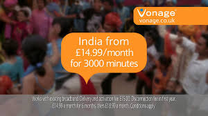 Cheap Calls To India With Vonage - Call India From 0.5p/min - YouTube
