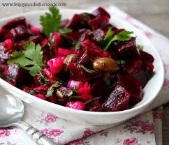 cuisiner des betteraves salade de betteraves les joyaux de sherazade