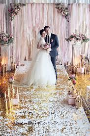 Diy Streamer Wedding Backdrop