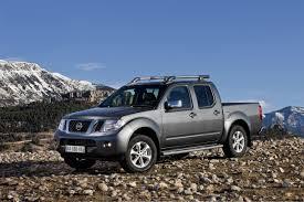 100 Pathfinder Truck 2011 Nissan And Navara Pickup Facelifted In Europe Get