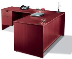 Corner L Shaped Desks At fice Depot ficeMax With Desk Drawers