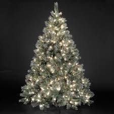 Best 7ft Artificial Christmas Tree by Frosted Christmas Tree Lights Rainforest Islands Ferry
