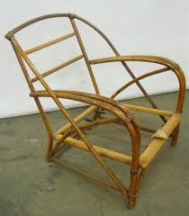 Heywood Wakefield Chairs Antique by Heywood Wakefield Rattan Sofa U0026 Chair