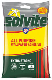 Tile Adhesive Remover Paste by Solvite All Purpose Wallpaper Adhesive 95g Departments Diy At B U0026q
