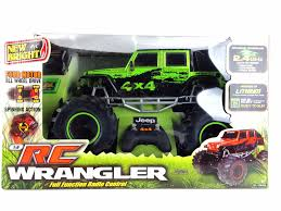 NEW Bright 1/8 Scale Jeep Wrangler Unlimited 4WD 22