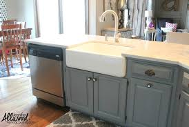 Kohler Whitehaven 36 Apron Sink by Farmhouse Sink Tips For Your Kitchen Installation