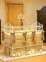 gold iron crib some safety tips for using iron cribs pinterest