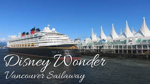 Disney Wonder Deck Plan by Disney Cruise Line Disney Wonder To Alaska Disney Wonder
