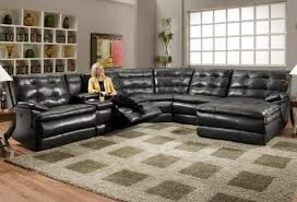 Buchannan Faux Leather Corner Sectional Sofa Black by Impressive Art Sofa Chair Hs Code Curious Extra Large U Shaped