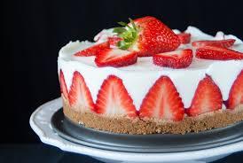 erdbeer joghurt torte rezeptebuch