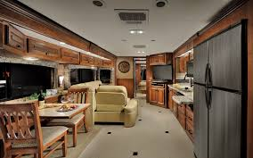 Top 10 Motorhomes For Tailgating