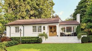 100 Ranch Renovation A Dramatic House Exterior
