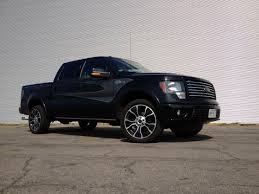 Road Test: 2012 Ford F-150 Harley-Davidson : John LeBlanc's Straight-six
