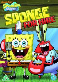 Spongebob Halloween Dvd Episodes by Sponge For Hire Encyclopedia Spongebobia Fandom Powered By Wikia
