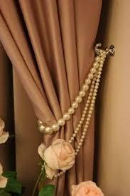 White Antler Curtain Tie Back by Best 25 Curtain Tie Backs Ideas On Pinterest Diy Curtain