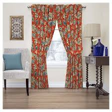 Waverly Fabric Curtain Panels by Waverly Curtains Target