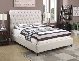Roma Tufted Wingback Bed King by Trailerland Best Place To Find Inspirations On Headboard Decorations