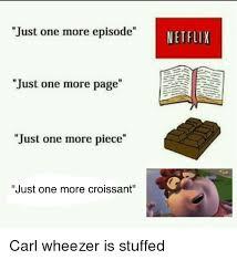 Netflix Carl Wheezer And Dank Memes Just One More Episode NETFLIX
