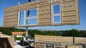 construction maison bois écologique derniers chantiers ecop habitat